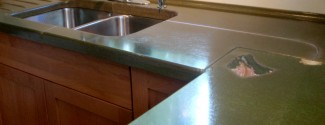 Countertops 4 in Molded Stone Gallery